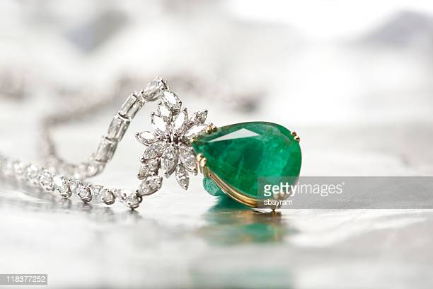 diamond necklace - diamond gemstone stock pictures, royalty-free photos & images