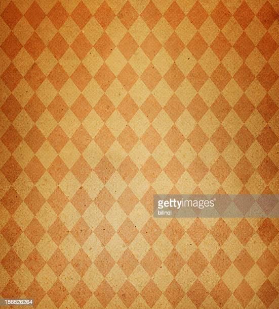 diamond pattern paper