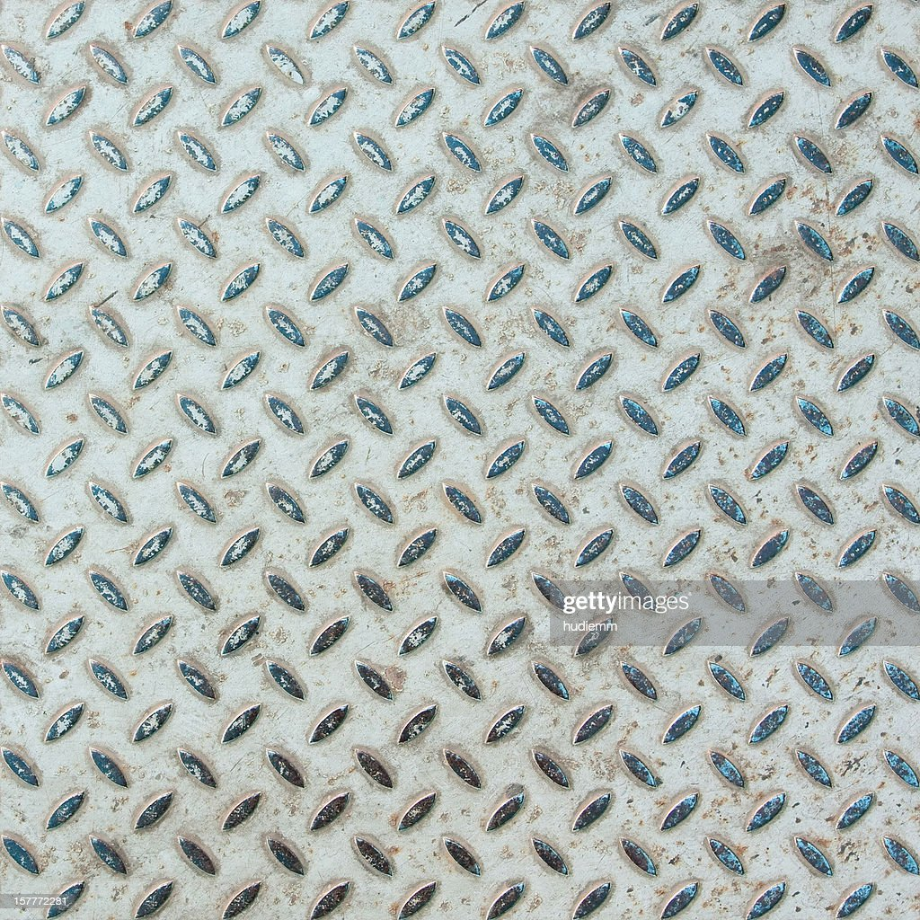 Diamond Plate : Stock Photo