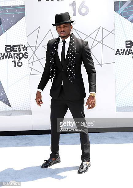 Diamond Platnumz attends the 2016 BET Awards at Microsoft Theater on June 26 2016 in Los Angeles California