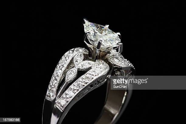Diamantring für Damen