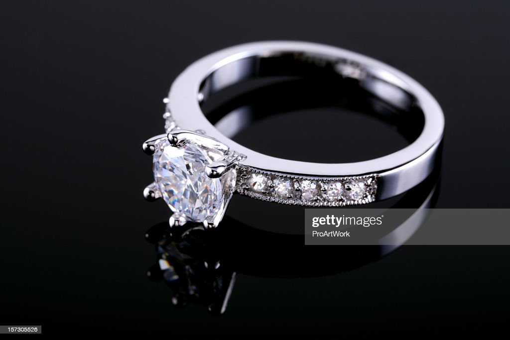 Diamond Ring Stock Photos and Pictures | Getty Images