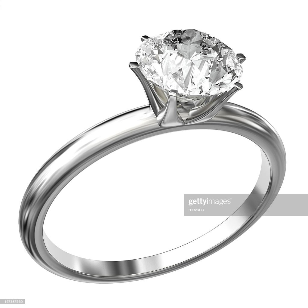 Diamond Ring : Stock Photo