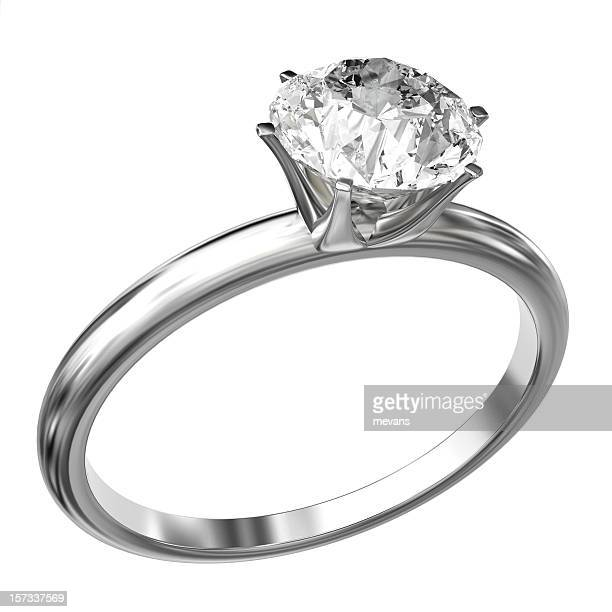 diamond ring - wedding ring stock pictures, royalty-free photos & images