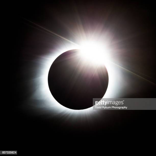 Diamond Ring Solar Eclipse