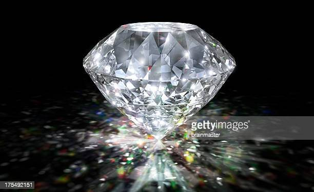 diamond spectrum - diamond gemstone stock pictures, royalty-free photos & images