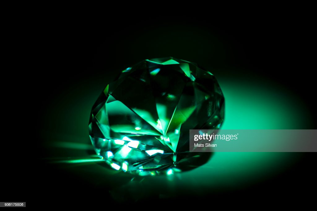 Diamond Stone : Stock Photo
