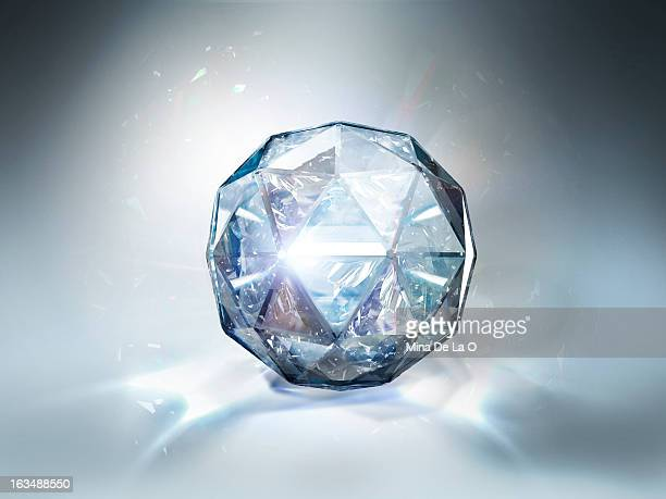 diamond white 02 - diamond gemstone stock pictures, royalty-free photos & images