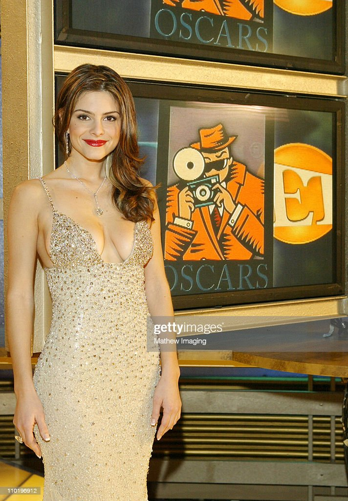 ET's Maria Menounos Wearing a $2.5 Million Diamond Studded Dress