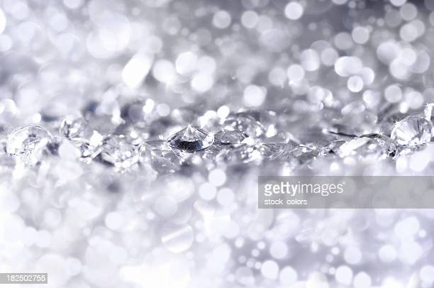 diamonds light - diamond gemstone stock pictures, royalty-free photos & images