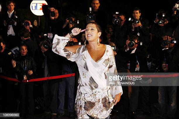 Diam's in Cannes France on January 20 2007