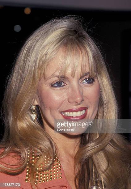 Dian Parkinson attends Video Software Dealers Association Convention on July 11 1993 at the Las Vegas Convention Center in Las Vegas Nevada