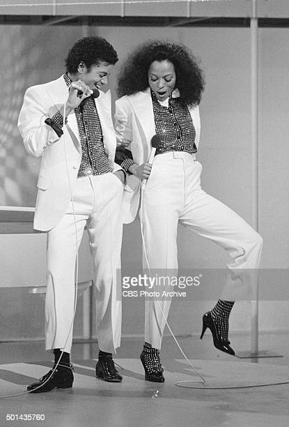 Diana a Diana Ross television special originally broadcast on CBS March 2 1981 Featuring guest Michael Jackson singing and dancing with Diana Ross