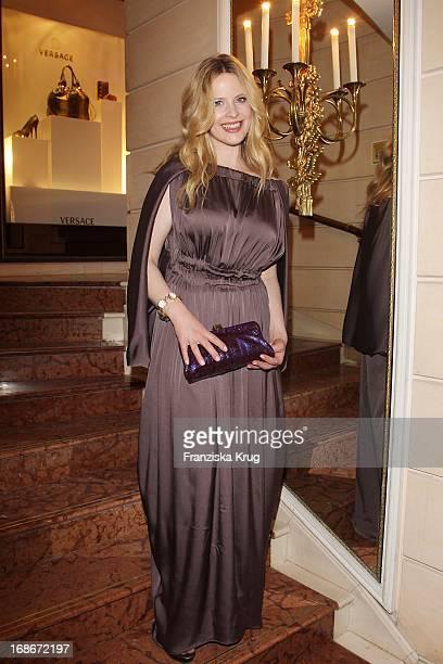 Diana Amft at 37th German Filmball at Hotel Bayerischer Hof in Munich on 160110