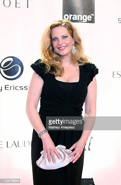 Diana Amft attends the 2nd Orange Filmball Vienna at the Townhall on March 18 2011 in Vienna Austria