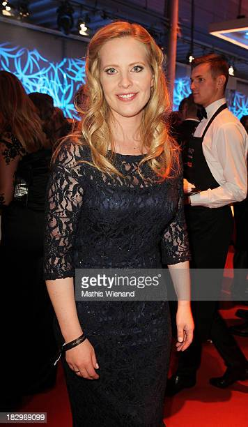 Diana Amft attends the After Show Party of the 'Deutscher Fernsehpreis 2013' at Coloneum on October 2 2013 in Cologne Germany