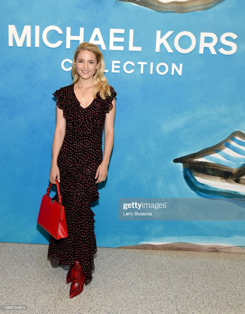 Diana Argon attends the Michael Kors Collection Spring 2019 Runway Show at Pier 17 on September 12, 2018 in New York City.