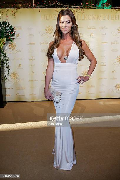 Diana Buergin attends the7th VITA Charity Gala in Wiesbaden on September 24 2016 in Wiesbaden Germany