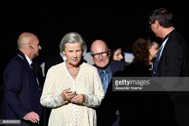 Diana Cavendish attends the 'Breathe' premiere at the 13th Zurich Film Festival on October 6, 2017 in Zurich, Switzerland. The Zurich Film Festival...