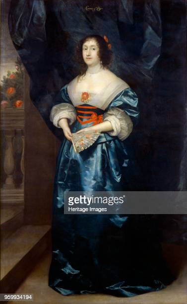 Diana Cecil Countess of Elgin circa 1638 Painting from the Suffolk Collection in Kenwood House London Artist Cornelis Janssens van Ceulen