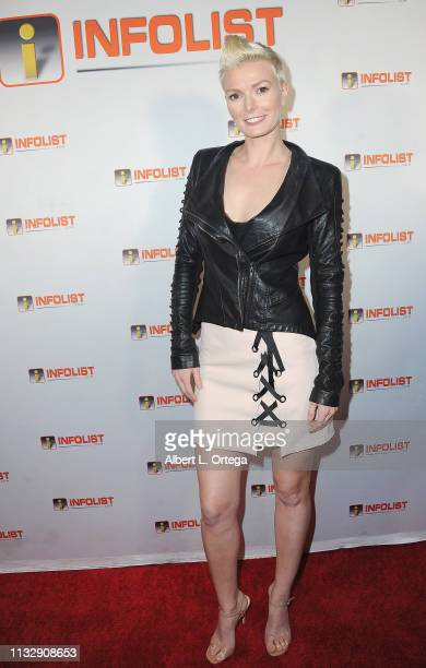 Diana Cole arrives for PreOscar Soiree Hosted By INFOListcom and Birthday Celebration for Founder Jeff Gund held at SkyBar at the Mondrian Los...