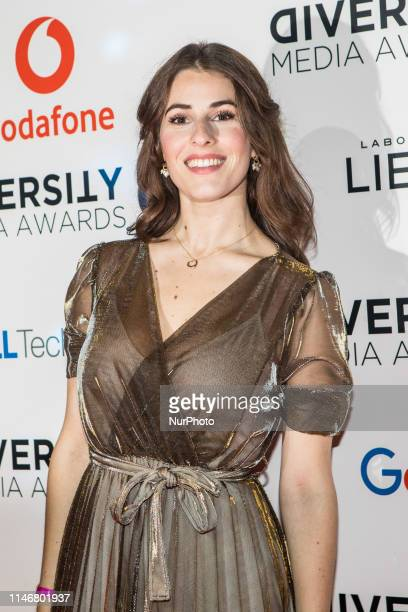 Diana Del Bufalo attend the Diversity Media Awards Charity Gala Dinner Italy on May 28 2019