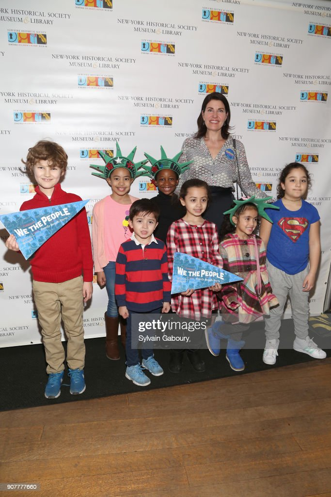 DiMenna Children's History Museum Family Benefit Party 2018