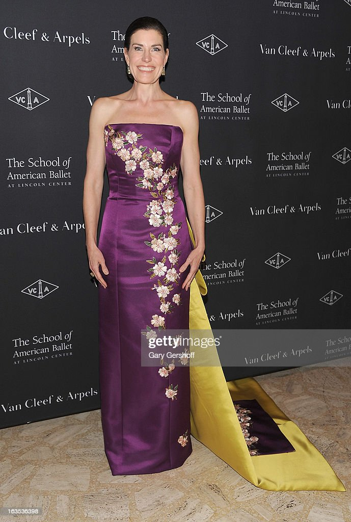 Diana DiMenna attends the 2013 School Of American Ballet Winter Ball: A Night In The Far East at David H. Koch Theater, Lincoln Center on March 11, 2013 in New York City.