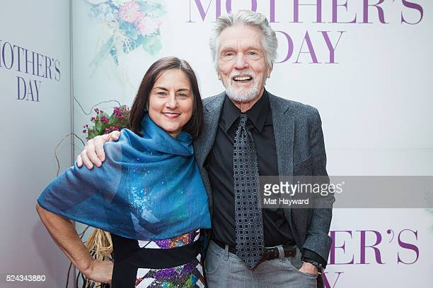 Diana Dotter and Tom Skerritt arrive before the Seattle screening of 'Mother's Day' at Cinerama Theater on April 25 2016 in Seattle Washington