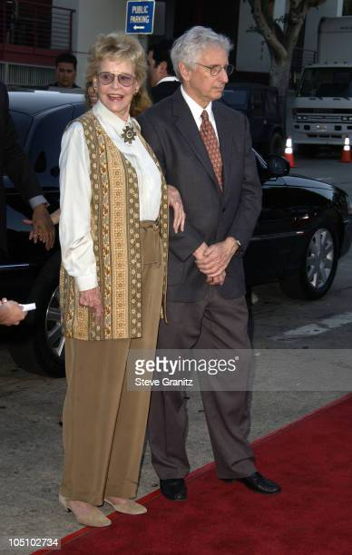 """Diana Douglas during """"It Runs In The Family"""" Premiere - Arrivals at Mann Bruin Theatre in Westwood, California, United States."""
