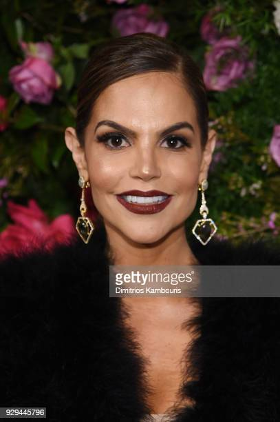 Diana Espinosa attends the Maestro Cares Third Annual Gala Dinner at Cipriani Wall Street on March 8 2018 in New York City