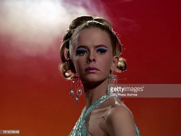 Diana Ewing as Droxine in the STAR TREK THE ORIGINAL SERIES episode The Cloud Minders Season 3 episode 21 Original air date February 28 1969 Image is...