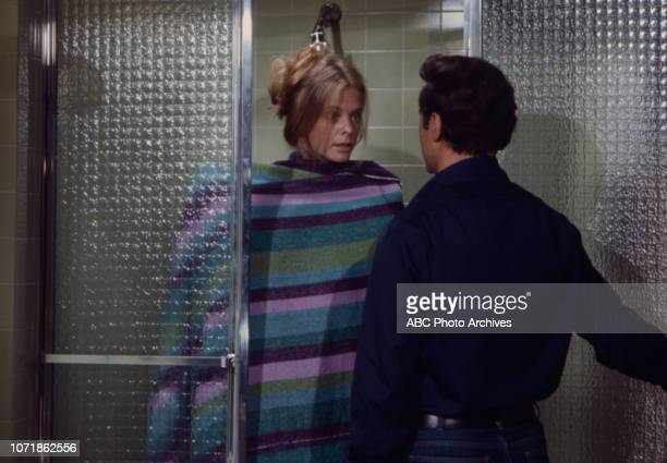 Diana Ewing George Maharis appearing in the Walt Disney Television via Getty Images series 'The Most Deadly Game'