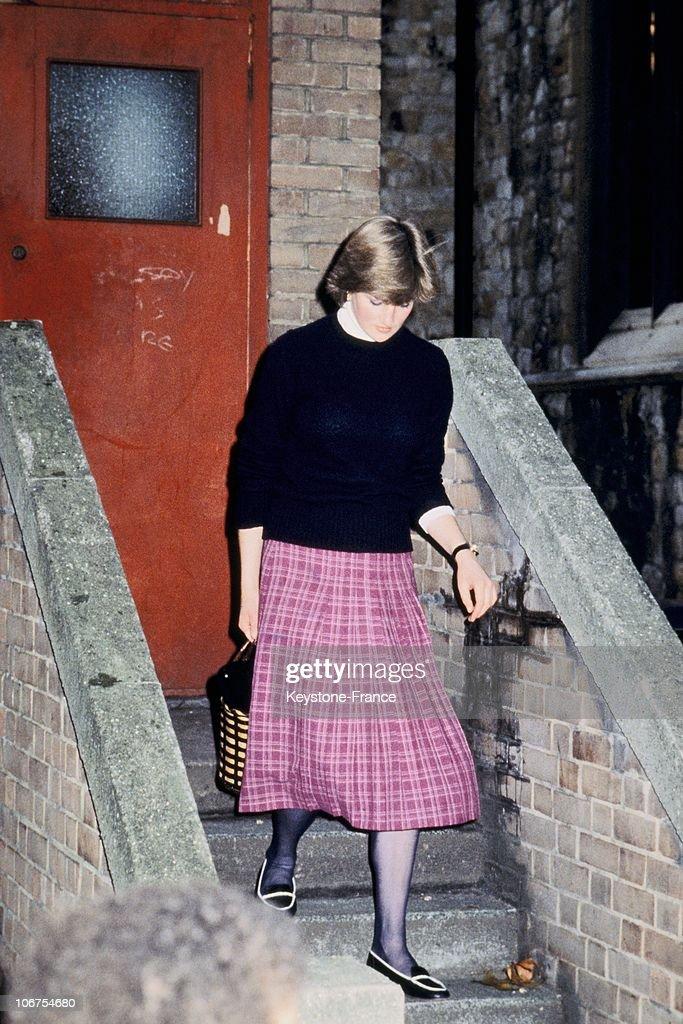 Diana Frances Spencer : News Photo