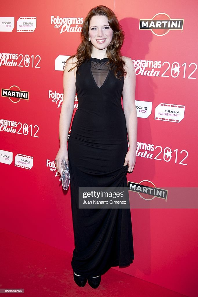 Diana Gomez attends Fotogramas awards 2013 at the Joy Eslava Club on March 11, 2013 in Madrid, Spain.
