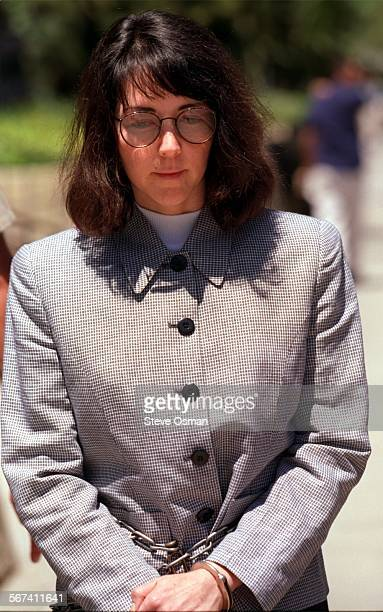 ––Diana Haun Diana Haun as she is escorted to the Santa Barbara County Courthouse by two Santa Barbara County Sheriff's deputies Haun is in Santa...
