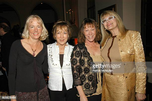 Diana Hearst, Trish Sysak, Vicki Brown and Jimi Napolitano attend ETRO and Perrier Jouet celebrate the launch of Patrick McMullan's book KISS KISS at...