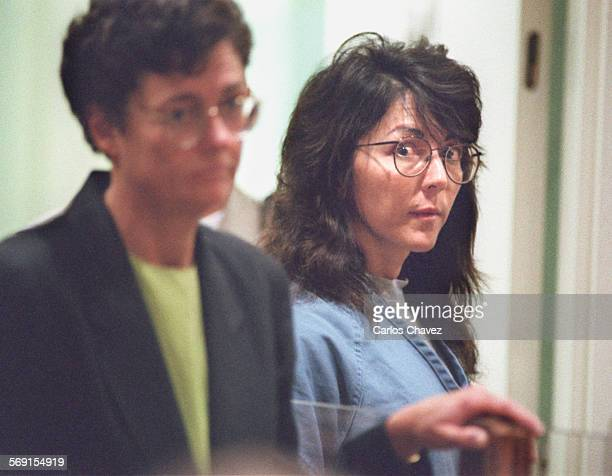 Diana Huan, was arrigned in Ventura County Court Monday morning for the murder of Sherri Dally.