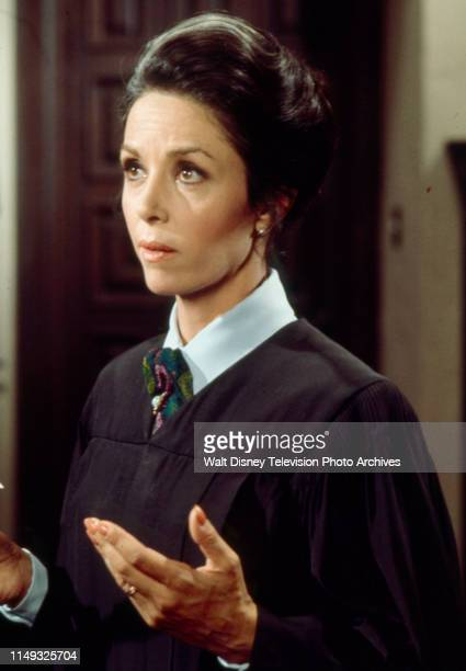 Diana Hyland appearing in the ABC tv series 'Owen Marshall, Counselor at Law' episode 'Final Semester'.