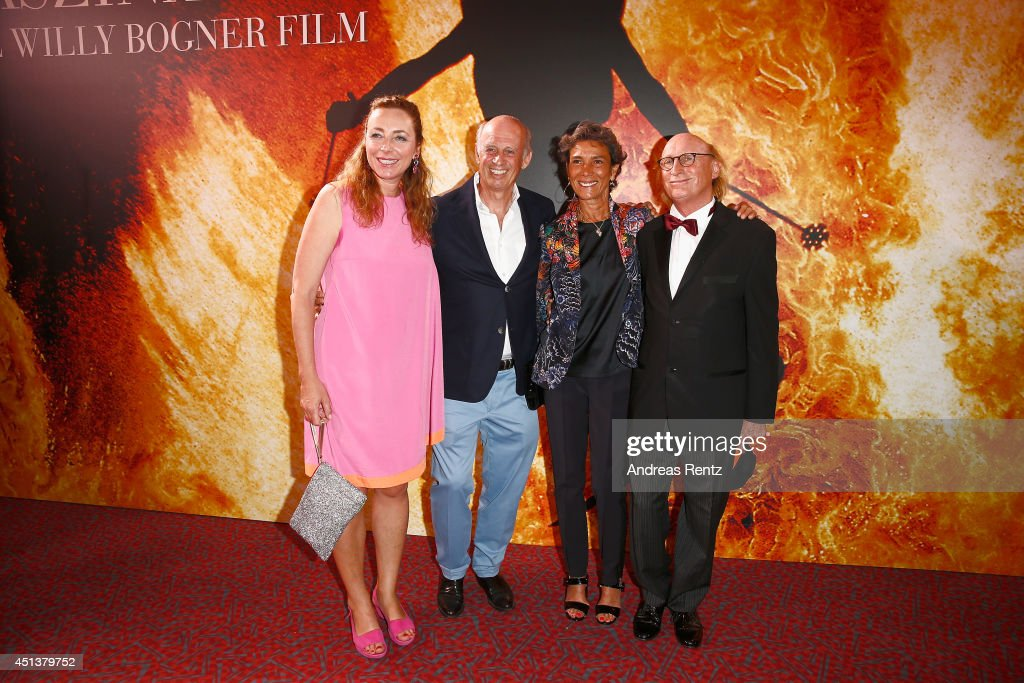 Willy Bogner Gala - Munich Film Festival 2014