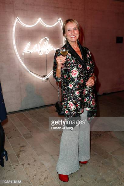 Diana Koerner attends the Dom Perignon 'The Legacy' on October 17 2018 in Munich Germany