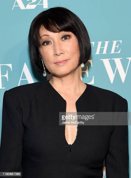 """Diana Lin attends """"The Farewell"""" New York Screening at Metrograph on July 08, 2019 in New York City."""