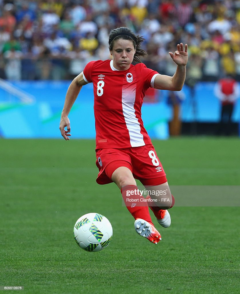 Canada v Zimbabwe: Women's Football - Olympics: Day 1