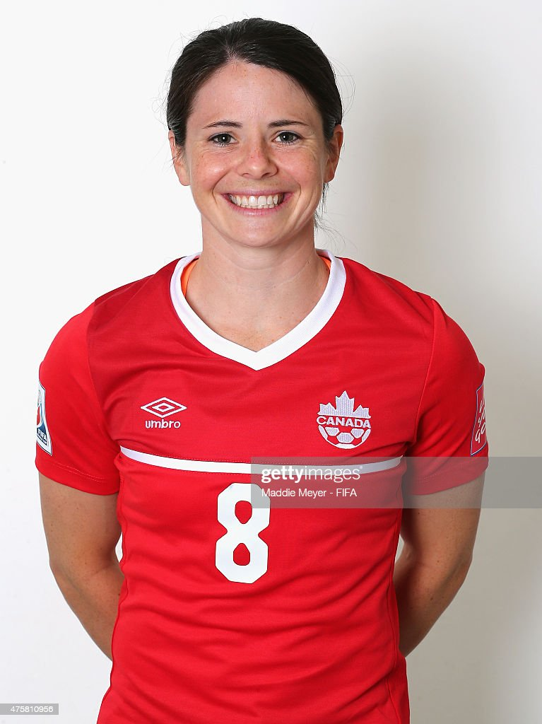 Canada Portraits - FIFA Women's World Cup 2015