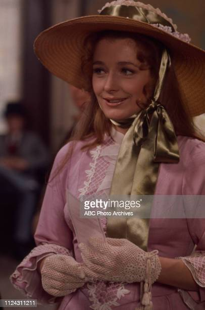Diana Muldaur appearing in the Walt Disney Television via Getty Images series 'Alias Smith and Jones' episode 'The Great Shell Game'