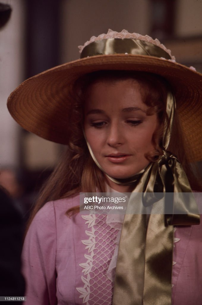 Diana Muldaur Appearing In 'Alias Smith And Jones' : News Photo