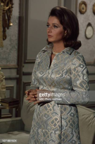 Diana Muldaur appearing in the Walt Disney Television via Getty Images series 'The Survivors'
