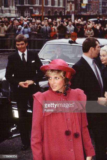 Diana Princess of Wales 1982