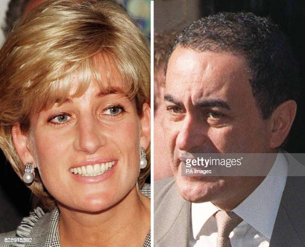Diana Princess of Wales and Dodi Fayed The inquests into the deaths of Diana and 42yearold Ehmad Al Fayed nicknamed Dodi were finally opening Tuesday...