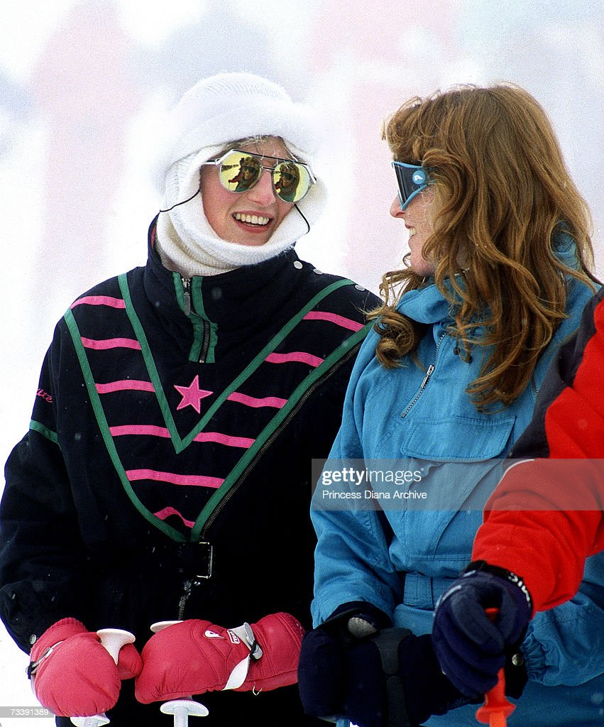 Royals In Klosters : News Photo